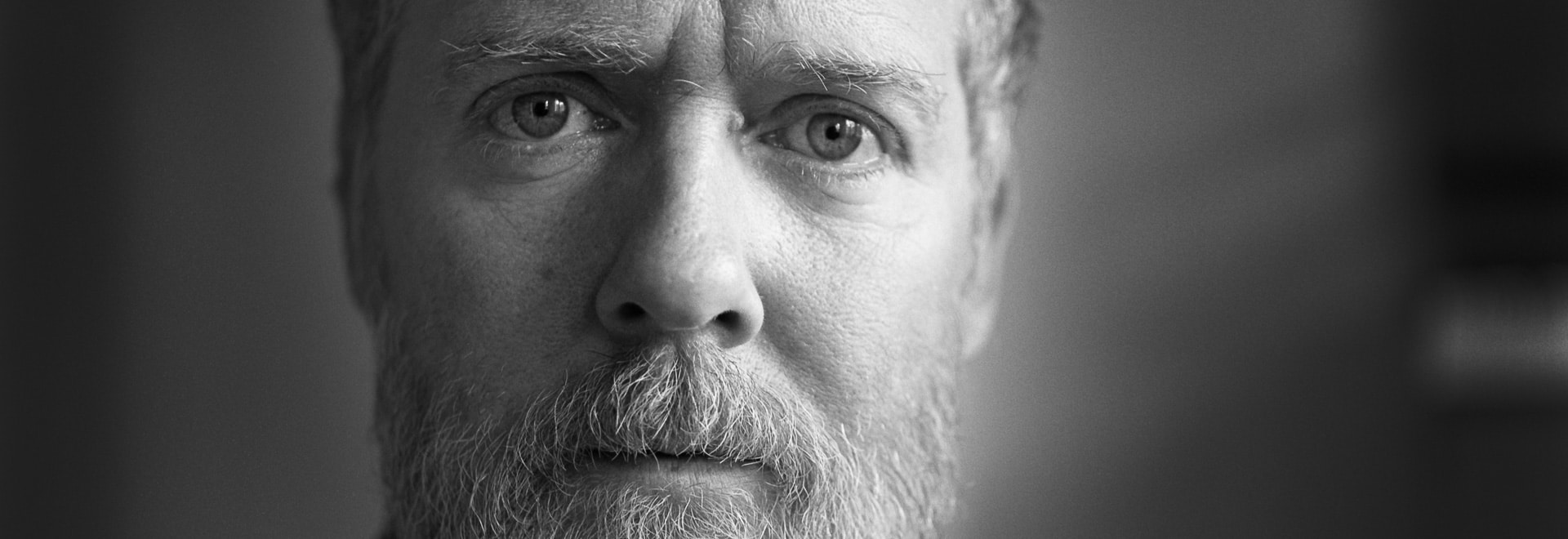 Portret Glen Hansard - ©Jelmer de Haas - All Rights Reserved