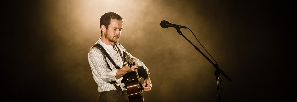 Damien Rice in Carré - ©Jelmer de Haas - All Rights Reserved