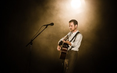 Damien Rice in Carré
