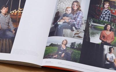 Portret 30in030 – Presentatie U30 boek