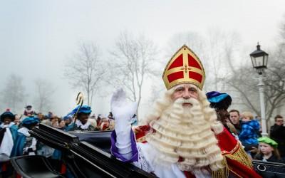 Reportage intocht Sinterklaas Utrecht