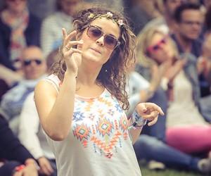 Liefde op Indian Summer Festival 2014