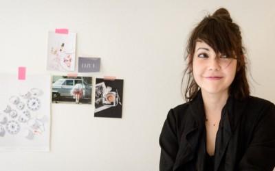 Portret: Lucrecia Dalt