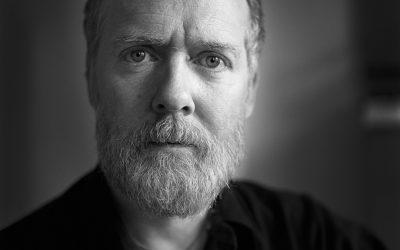 Rolleiflex portret van Glen Hansard