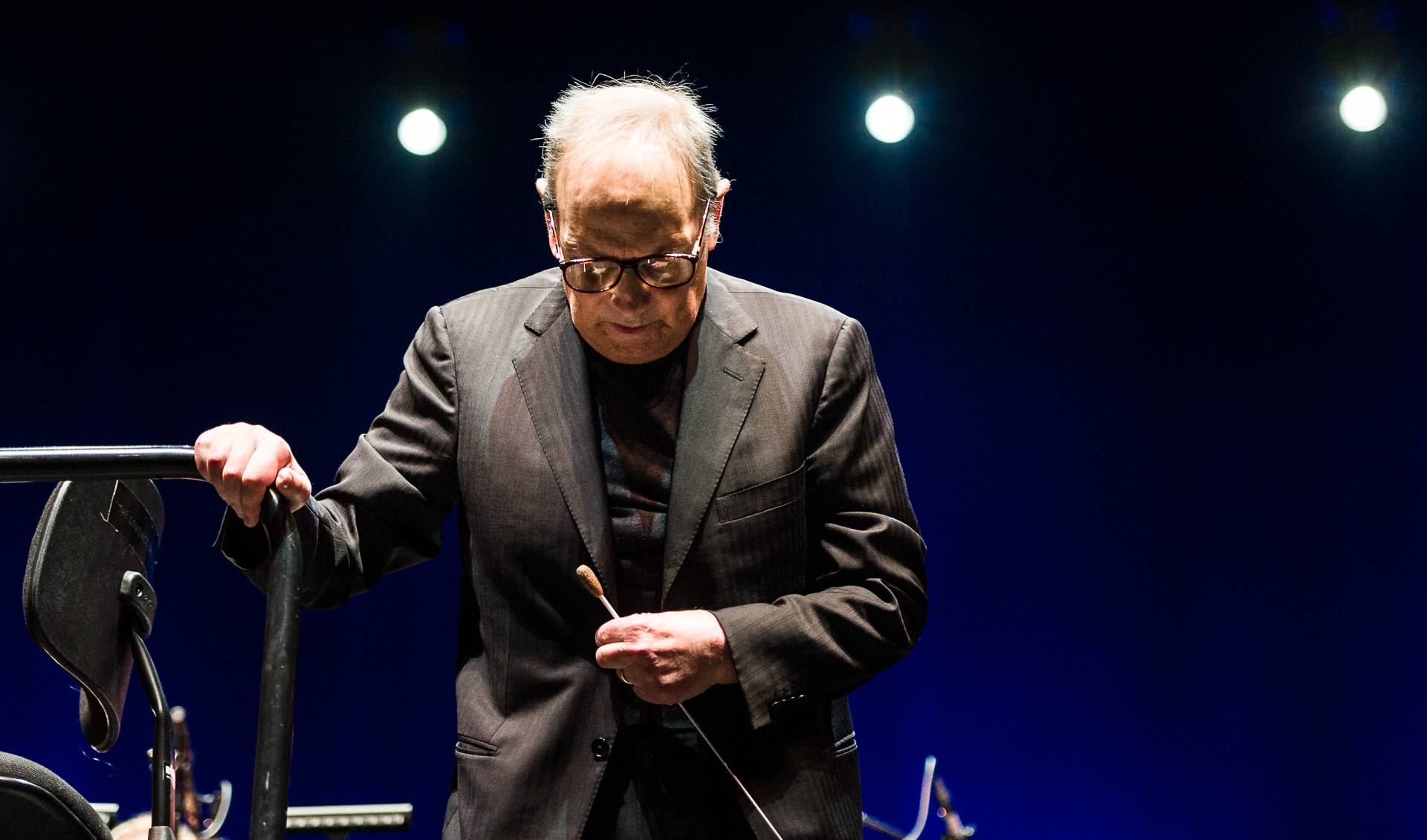 Ennio Morricone - ©Jelmer de Haas - All Rights Reserved