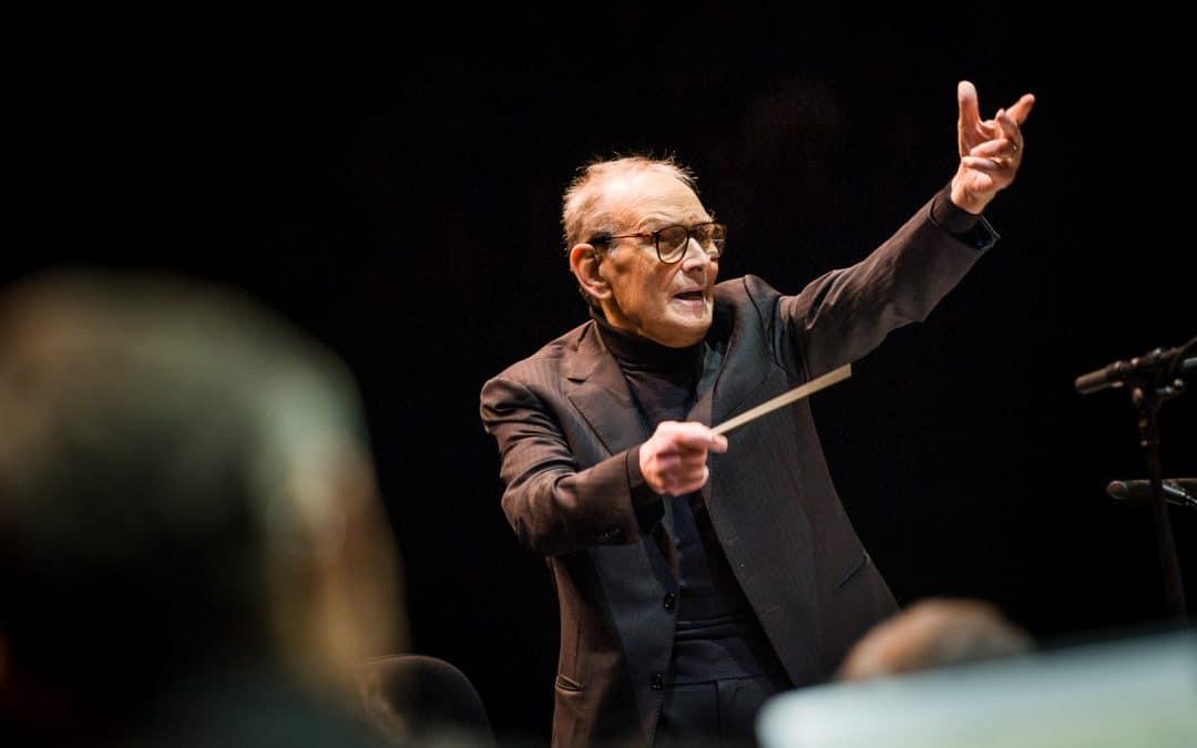 Werken voor Maestro Ennio Morricone