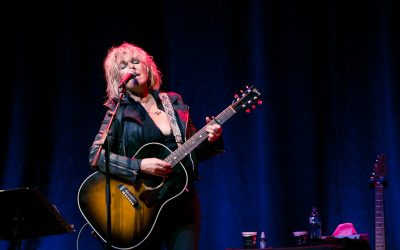 Lucinda Williams in TivoliVredenburg
