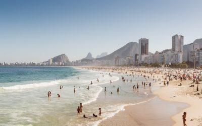 Aandacht voor eten in Rio de Janeiro