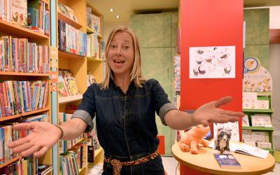 Culturele Zondag Utrechtse Kinderboekwinkel